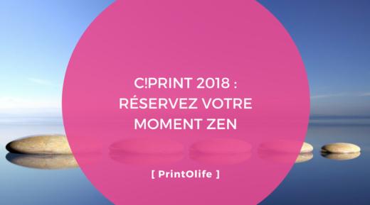 Réservez votre moment Zen - PrintOclock