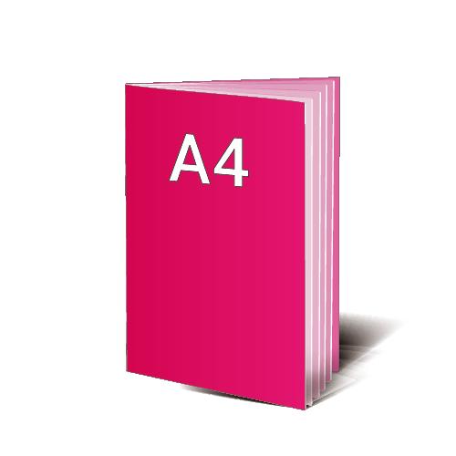 A4 fermé / A3 ouvert