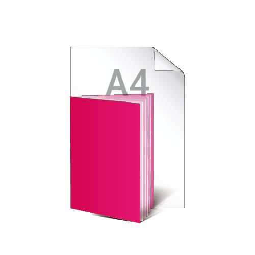 A5 fermé / A4 ouvert