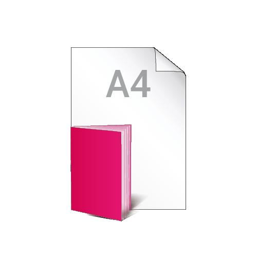 A6 fermé / A5 ouvert