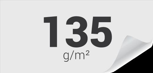 135g Couché Mat