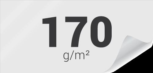 170g Demi-Mat