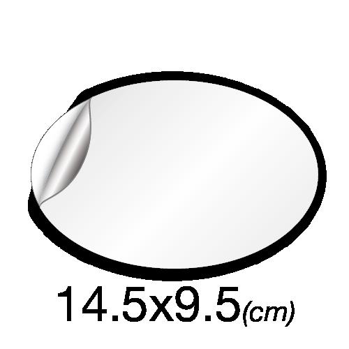 Ovale 9,5x14,5