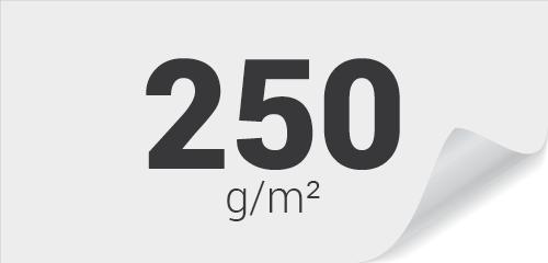 250g Couché Demi-Mat (satiné)