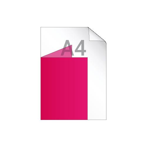 A4 Ouvert / A5 Fermé